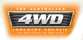 The Australian 4WD Industry Council website
